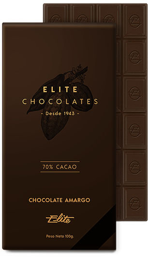 Chocolate Amargo 70% cacao