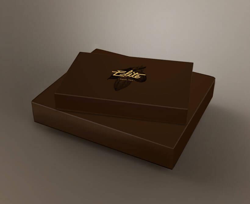 Caja de Bombones Elite Chocolates