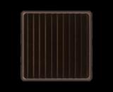 Domino nuevo en chocolate semiamargo
