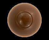 Trufa de chocolate con leche