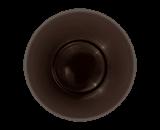 Trufa de chocolate semiamargo